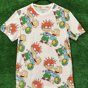 Nickelodeon Rugrats all over print T-shirt size M